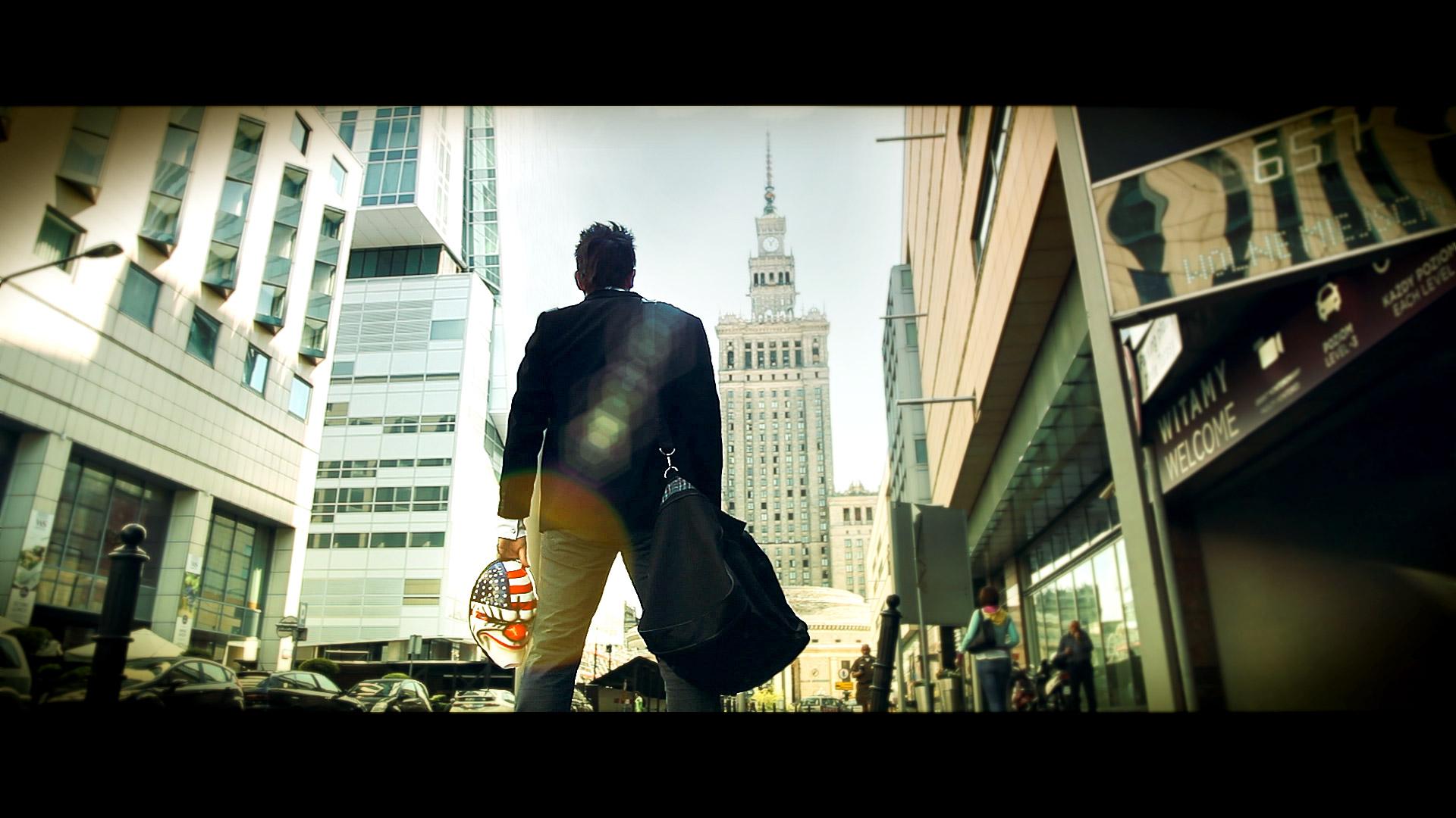 PAYDAY 2 Crimewave Edition - FILM