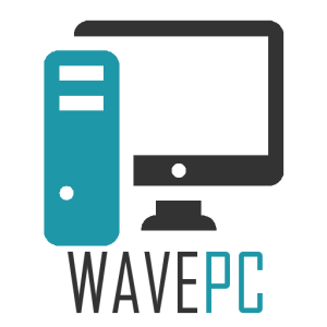 wavepc logo małe transparent