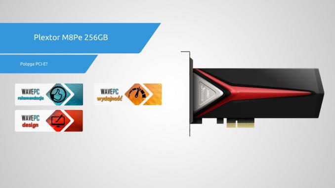 Plextor M8Pe 256GB