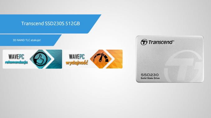 Transcend SSD230S 512GB tlc