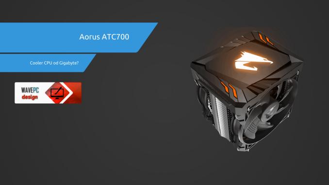 Aorus ATC700 miniatura