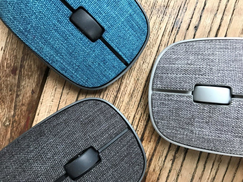 3510 Plus Wireless Fabric Mouse