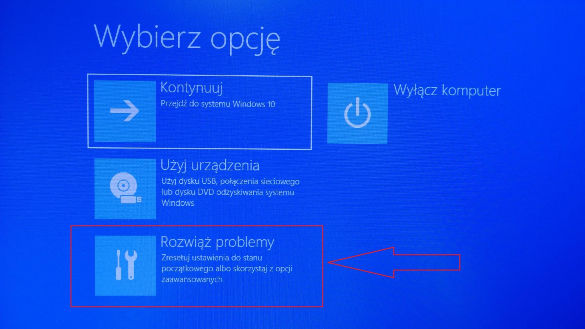 Jak Uruchomić Komputer W Biosuefi Z Poziomu Windows Wavepc